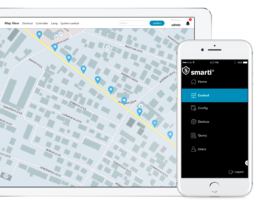 smarti Web Based Software - Tablet and Phone